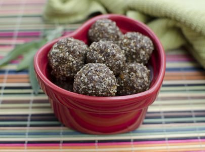Fruit and Seed Balls